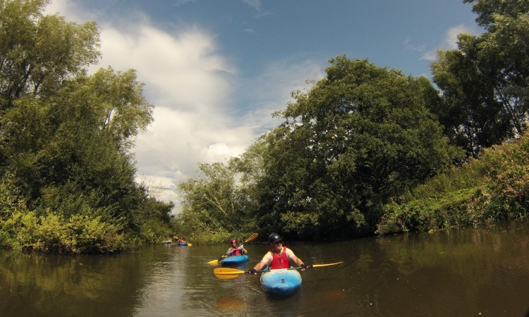 Introductory Taster Canoe Session