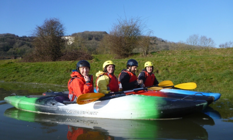 Bespoke Kayak Training
